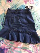 Bardot Denim Regular Size Skirts for Women