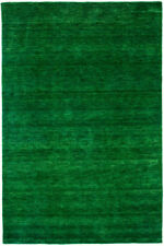 Tapis rectangulaire avec un motif Rayé pour la maison, 200 cm x 200 cm