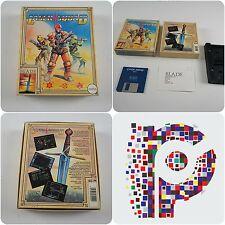 LASER Squad una lama di gioco per il computer Commodore AMIGA Testato & Lavoro