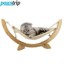 Cat Hammock Soft Fleece Cotton Sleeping Bed Small Dog Cushion Pet Hanging Bed