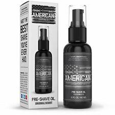American Shaving Pre-Shave Oil & Conditioner For Men (2oz) - Original Masculine