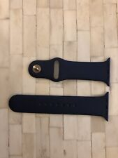 Apple Watch Sport Band 44mm Navy / Gold