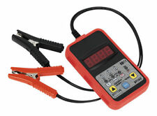 Sealey Vehicle Battery Tester
