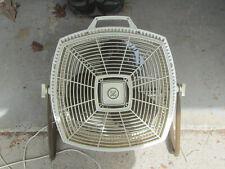 Vintage Sears Roebuck Model 758 Floor Box Fan
