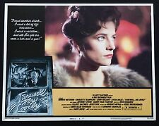 FAREWELL MY LOVELY Robert Mitchum 1975 US Lobby Card Noir Chandler Marlowe 4