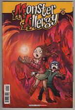 MONSTER ALLERGY N.12 L' ALTRO DOMATORE 1a prima edizione buena vista disney 2004