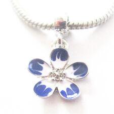 1pcs European charm handmade bead DIY Fit 925 Silver Necklace Bracelet Jewelry z