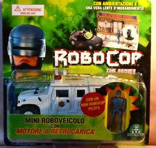 Lotto 3 ROBOCOP The series mini roboveicolo con retrocarica Giochi Preziosi 1995