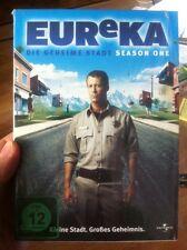 EUReKA - Staffel 1 + Staffel 2