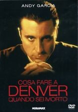 COSA FARE A DENVER QUANDO SEI MORTO  DVD THRILLER