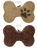 "APINATA4U Huge Dog Bone/ Dog Treat Pinata 20"" Dog Party Favors"