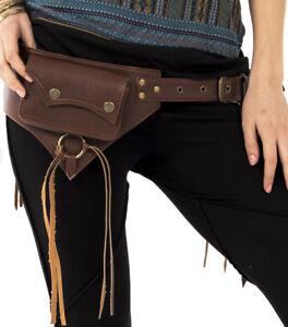 VEGAN LEATHER utility belt, GEKKO POCKET BELT, FESTIVAL belt, Hipbag, fanny pack