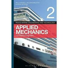 APPLIED MECHANICS FOR MARINE ENGINEERS 2 - Paul Russell   6th Edition