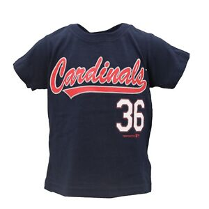 St. Louis Cardinals Genuine MLB Toddler Size Aledmys Diaz T-Shirt New with Tags