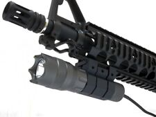 Best Selling Lightweight AR15 Glock Picatinny Rail Men Tactical Flashlight