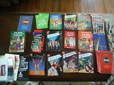 Lot of 70 Atari 2600 Catalogs Activision Atari Force Centipede Comic