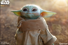 Star Wars The Child Life Size Mandalorian Brand New Sideshow Grogu Baby Yoda