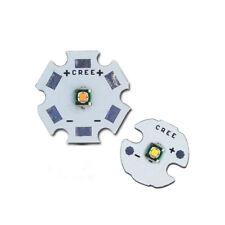 3W cree xlamp XP-E2 XPE2 Diodo Emisor LED Blanco Cálido coolwhite en 16 PCB 20mm