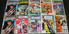 WOLVERINE COMIC LOT 98PC (VF-NM) WITH KEYS AND #2
