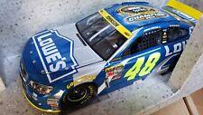 2016 JIMMIE JOHNSON #48 LOWE'S 7X CHAMPION 1/24TH NASCAR DIECAST