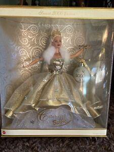 2000 Special Edition Holiday Celebration Barbie Vintage NRFB
