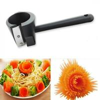 Spiral Vegetable Shred Spiralizer Fruit Peeler Kitchen Tool J7O2 F3S2