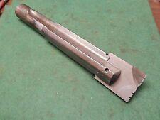 """Waukesha 1.750"""" x 10"""" Spade Drill  1.250"""" Colant Through Shank"""