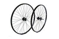 Tru-build Wheels 26 x 1.75 Rear Wheel Alloy hub Black screw on Black 26 inch