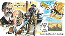 WILD HORSE PRESERVING AMERICA'S HERITAGE THE WRIGHT BROS KITTY HAWK  Sc 3059