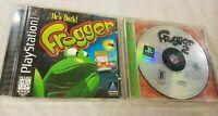 Playstation 1 PS1 Frogger & Frogger 2 Swampy's Revenge