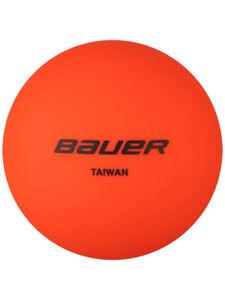 Balle Bauer orange Street Hockey