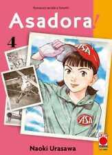 Asadora! N° 4 - Planet Manga - Panini Comics - ITALIANO NUOVO