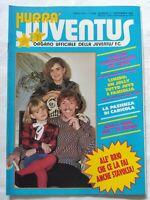 HURRA' JUVENTUS N. 11 NOVEMBRE 1984 CABRINI ILVES TAMPERE GRASSHOPPERS CARICOLA