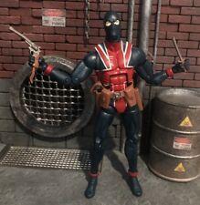 """Marvel Legends 6"""" Union Jack from Red Hulk BAF Build a Figure Wave"""