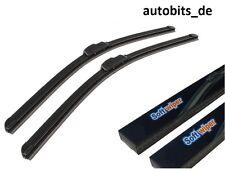 2 x super calidad Aero Flex softflat limpiaparabrisas 21/20 pulgadas 525mm + 500mm