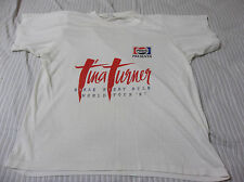 PEPSI 1987 TINA TURNER AUTHENTIC BREAK EVERY RULE CONCERT TOUR SHIRT ADULT L