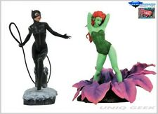 DC Gallery Batman Returns Movie Catwoman Comic Poison Ivy Select Figures IN HAND