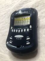 RADICA FLIPTOP SOLITAIRE ELECTRONIC HANDHELD GAME 2006 TESTED AND WORKING
