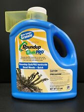 Roundup Quik PRO Weed Killer - 6.8 lbs