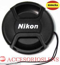 COPERCHIO ANTERIORE PER OBIETTIVO NIKON LC- 67 Front Lens Cap lc 67 CON CORDINO