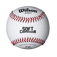 Wilson Level 1 Soft Compression Baseball - Dozen