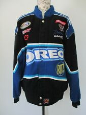 Dale Earnhardt Jr Nascar Chase Authentics Jacket Patches OREO, Size XL