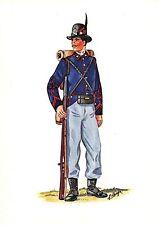 C5010) 5 REGGIMENTO ALPINI CAPORALE TENUTA MARCIA 1879.
