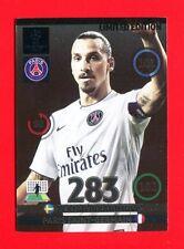 CHAMPIONS LEAGUE 2014-15 Panini - Card Limited edition - IBRAHIMOVIC - PSG