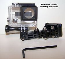 GoPro Helmet Front Chin Mount Standard Housing and Allen wrench included