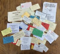 Collection of LLEDO certificates for various Days Gone & Promotional models