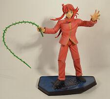 """SUPER RARE 2002 Kurama 8"""" Action Figure Yu Yu Hakusho Series 1 Ghost Files"""