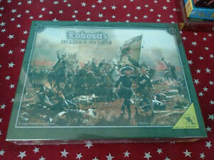 Clash Of Arms Wargames Lobositz First Battle Of The 7 Years War Factory Sealed