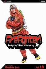 Firefighter!, Vol. 18: Diago of Fire Company M (Firefighter! Daigo of Fire Com..