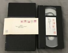 Sting Ten Summoners Tale Usa Promo Vhs Video Tape The Police 90's